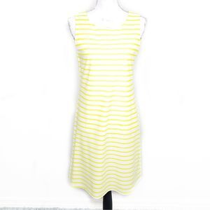 Jude Connelly White Sheath Dress Size M